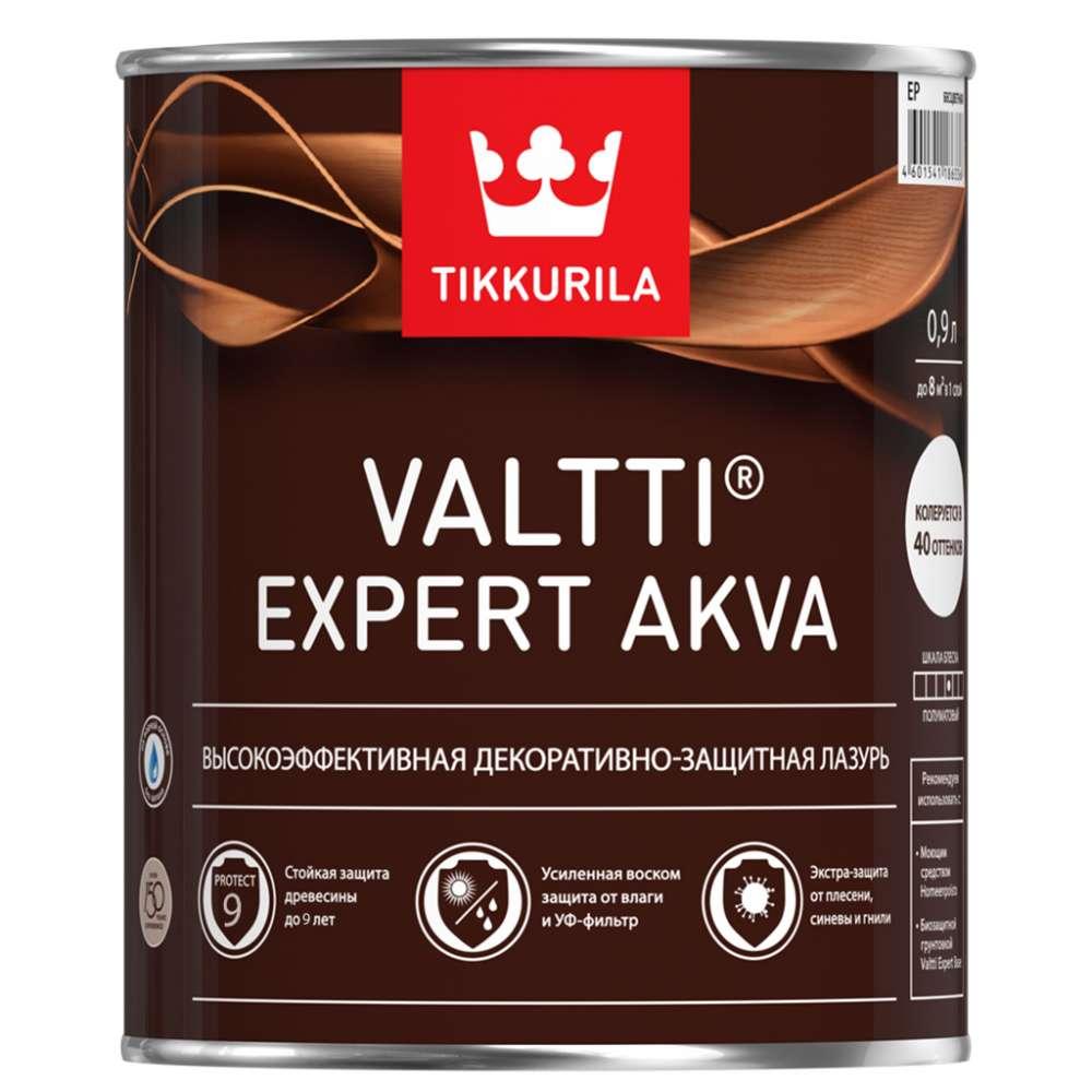 ТИККУРИЛА ВАЛТИ эксперт аква - 0,9л