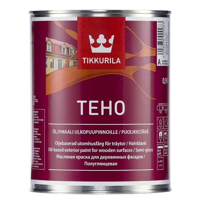 ТИККУРИЛА ПИКА - ТЕХО база С  - 0,9л