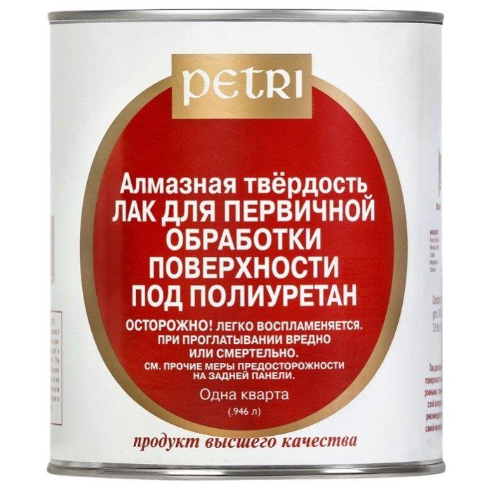 ПЕТРИ лак для первичной обработки под полиуретан - 1л