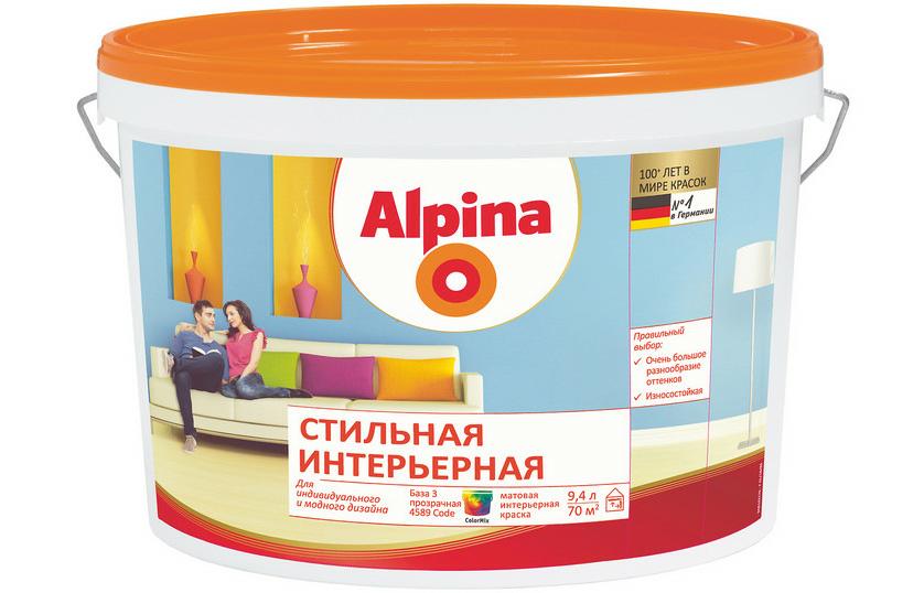 АЛЬПИНА интерьерная  - 10л